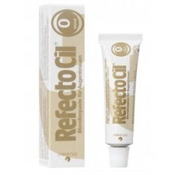 Henna RefectoCil Bleaching Paste for Eyebrows 15ml - 0.0 Blond