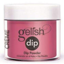 Puder do manicure tytanowy - GELISH DIP - Pop-arazzi Pose 23 g - (1610181)