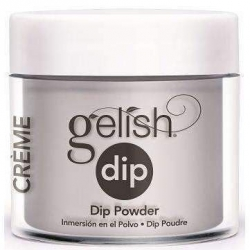 Puder do manicure tytanowego kolor Cashmere Kind Of Gal DIP 23g GELISH (1610883)