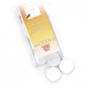 Tabletki do pedicure MIÓD i MLEKO 24 szt - Cuccio - wybielają paznokcie, zmiękczają skórę