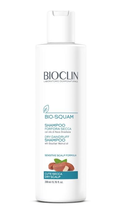 Szampon Bioclin Łupież suchy 200ml (duże opakowanie)