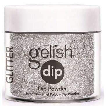 Puder do manicure tytanowego - GELISH DIP  - Time To Shine  23g (1610065)