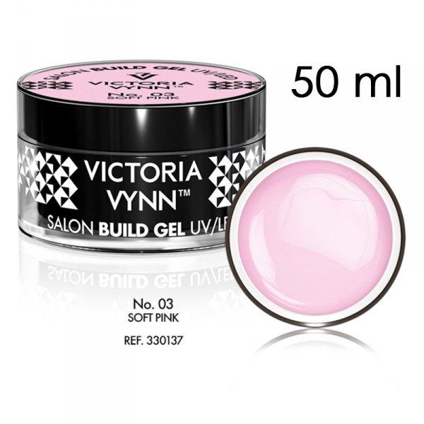 Victoria Vynn różowy żel budujący 50ml Pink