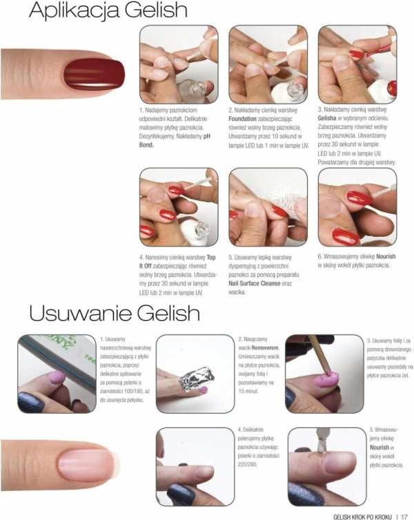 GELISH  All My Heart Desires (1110296) Temptations - lakier hybrydowy 15ml