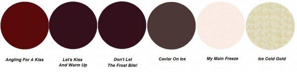 GELISH Cavar On Ice (1110283) Thrill Of The Chill - lakier hybrydowy 15ml