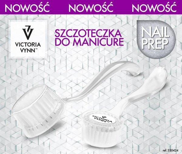 Victoria Vynn Szczoteczka do manicure, do pyłków