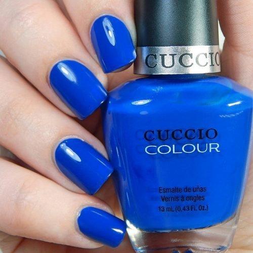 Cuccio 6188 Lakier do paznokci 13 ml GOT THE NAVY BLUES