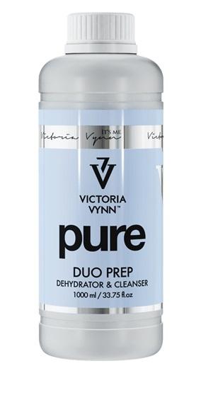Odtłuszczacz i cleaner w jednym - Victoria Vynn Pure duo Prep 1000ml