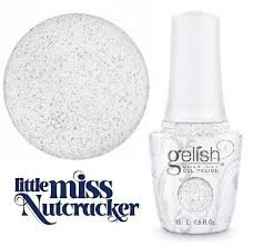 Gelish Silver In My Stocking (1110297) - Little Miss Nutcracker
