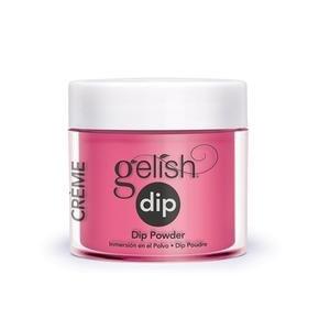 Puder do manicure tytanowego kolor  Don't Pansy Around DIP 23 g GELISH (1610202)