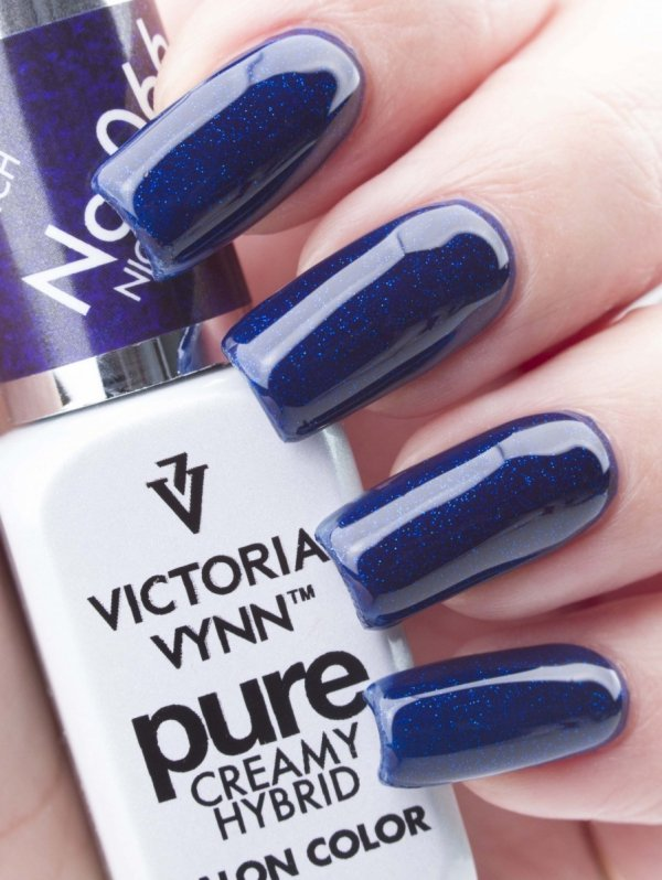 066 Night Watch - kremowy lakier hybrydowy Victoria Vynn PURE (8ml)