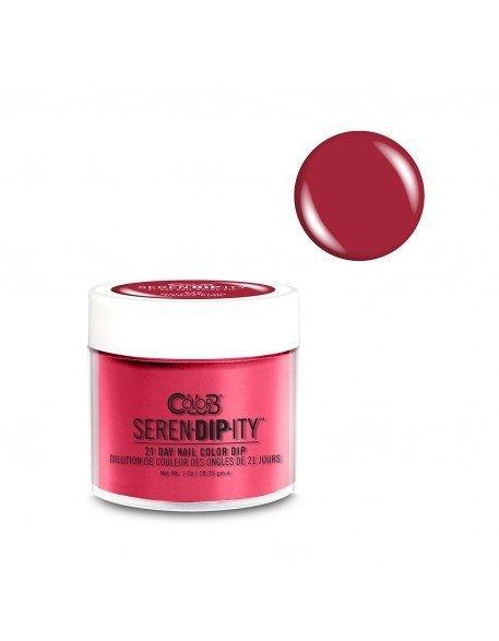 Color Club puder do tytanowego 28g - SERENDIPITY - Watermelon Pink (225)