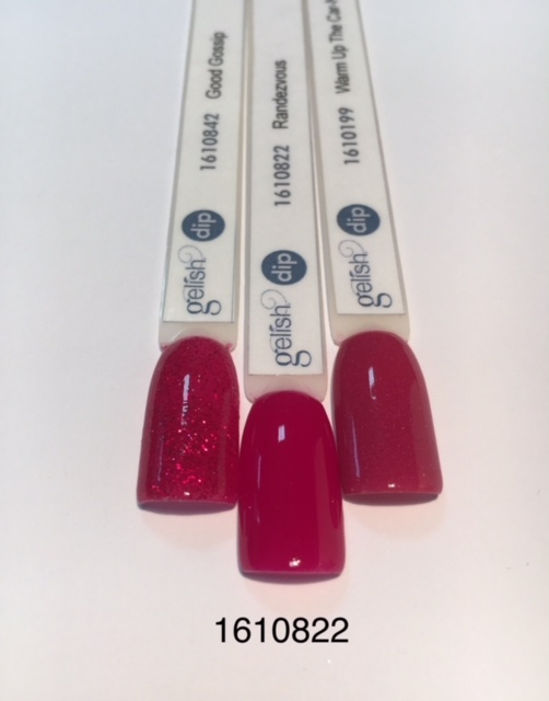 Puder do manicure tytanowego - GELISH DIP - A Petal For Your Thoughts DIP 23 g - (1610886)