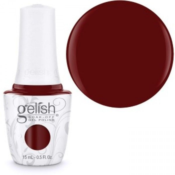 Lakier hybrydowy Gelish - Angling For A Kiss 15 ml (1110280) - kremowy