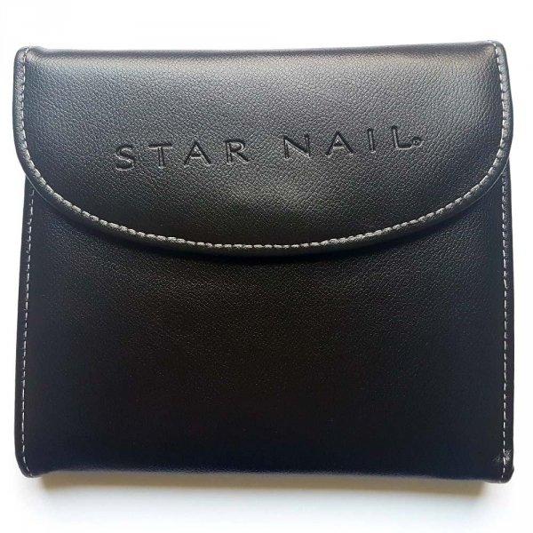 Zestaw siedmiu narzędzi do manicure ze szlachetnego metalu STAR NAIL (Cuccio)