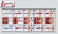 Kołek rozporowy duopower 10x50 - 50 szt (555010)