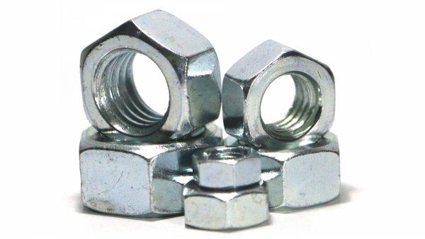 Nakrętka M10 kl.5 ocynk DIN 934 - 1 kg