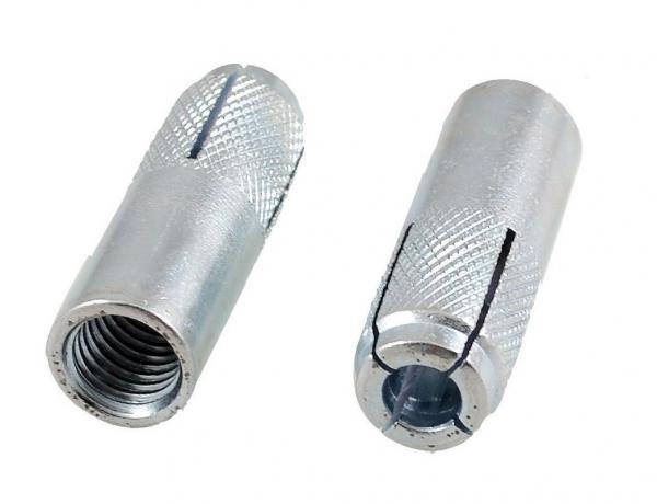 Kotwa M12x50 tuleja stalowa (wbijana)