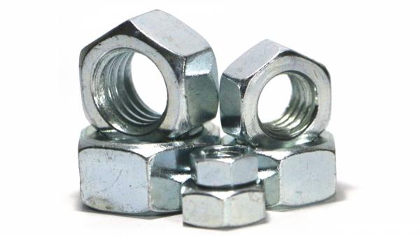 Nakrętka M12 kl.5 ocynk DIN 934 - 3 kg