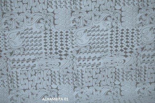 Tkanina Alhambra