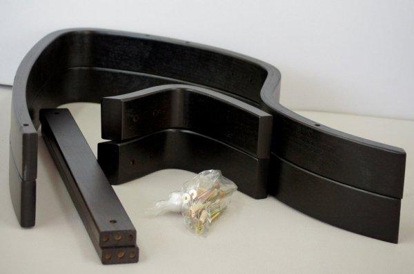 Poręcz Omega-stelaż fotela finka