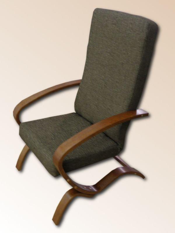 A-Poręcz OMEGA-stelaż fotela finka