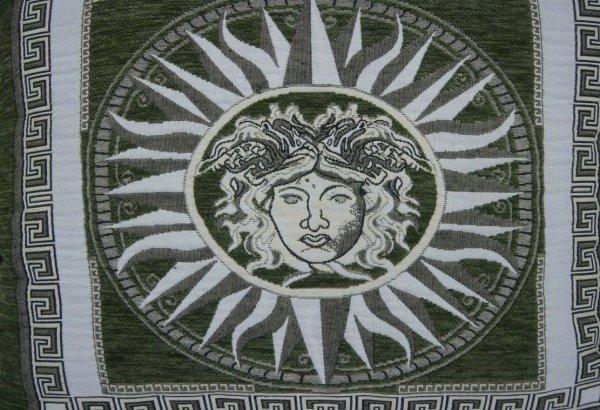 Meduza tkanina obiciowa dekoracyjna