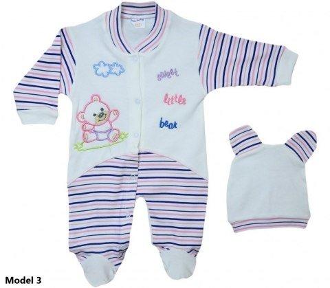 Śpioszki niemowlęce 0024