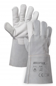 RĘKAWICE ROBOCZE SPAWALNICZE HAND FLEX F234