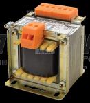 Zwykły transformator jednofazowy 230V / 3-6-12-24V, max.50VA TVTR-50-A