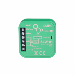 Supla STEROWNIK LED RGB WI-FI SLW-01