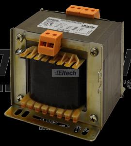 Zwykły transformator jednofazowy 230V / 24-42-110V, max.500VA TVTR-500-D