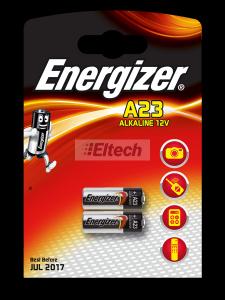 ENERGIZER BATERIA A23 12V ALKALINE 083057