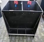 Autokarmnik AP3T/2 trójstanowiskowy dwustronny dla tuczników