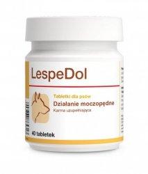 LespeDol i LespeDol mini - Działanie moczopędne