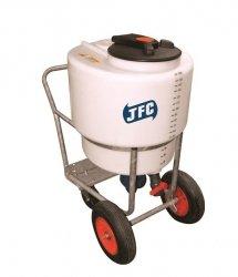 Wózek do przewozu mleka 170L