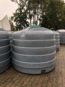 Zbiornik na deszczówkę naziemny 5000L