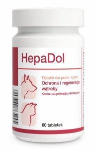 HepaDol i HepaDol mini - Ochrona i regeneracja wątroby