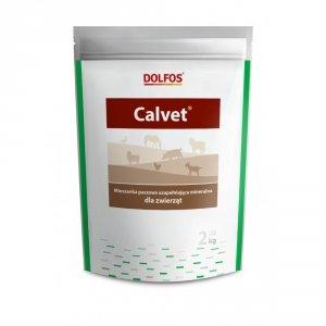 CALVET - aminokwasy, witaminy, wapń 2kg