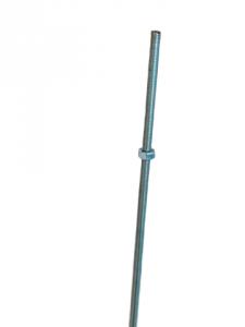 Pręt uziemiający gwintowany 100 cm