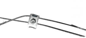 Łącznik, złączka do ogrodzenia elektrycznego