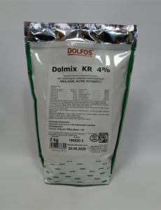 Dolmix KR 4% 2kg