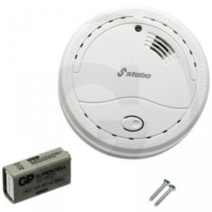 Fotoelektryczny czujnik dymu