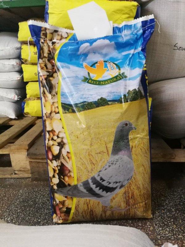 Mieszanka dla gołębi BK - bez kukurydzy i pszenicy