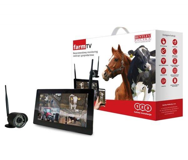 FarmTV - monitoring zwierząt i gospodarstwa