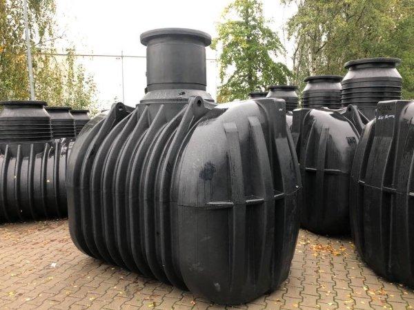 Zbiornik na deszczówkę podziemny 4800L