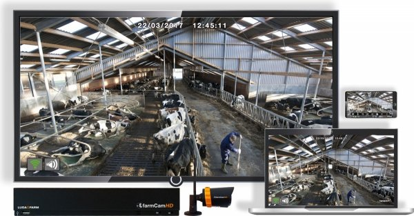 System monitoringu farmCam HD