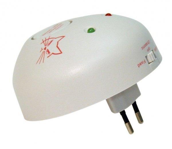 Ultradźwiękowe urządzenie elektryczne do odstraszania gryzoni 230 V, 1000 m2
