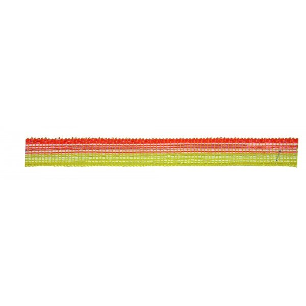Taśma BASIC 200m, 20mm, Żółto-Pomarańczowa