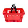 Koszyk sklepowy 22L - II rączki - kolory